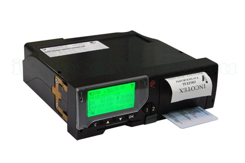 Тахограф Меркурий ТА-001, цена с установкой - 39 000 рублей