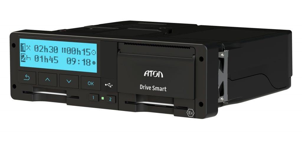 Тахограф Атол Drive Smart, цена с установкой - 39 000 рублей