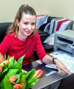 Екатерина, специалист по выпуску карт водителей для тахографа