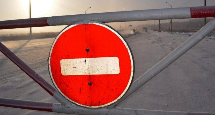Запрет въезда грузовиков на МКАД. Иллюстрация.