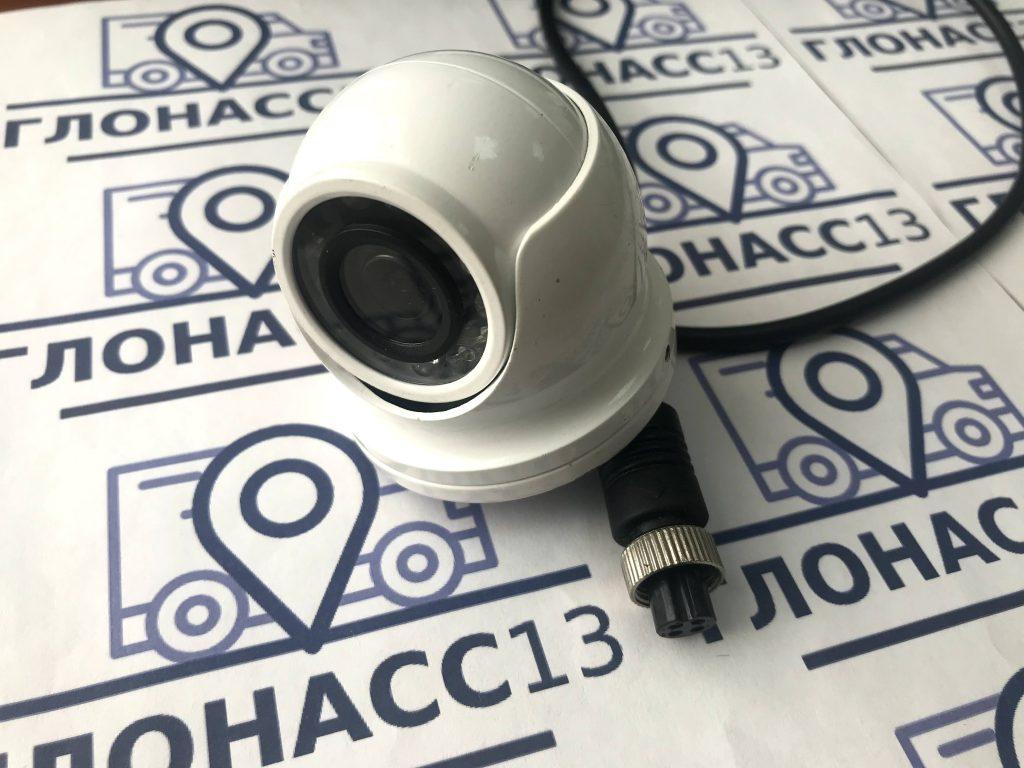 Камера видеонаблюдения с 969 сертификатом устанавливаемая на автобусы и бензовозы