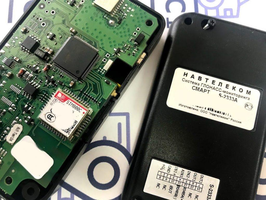 Старый СМАРТ на чипе SIMCom SIM800C